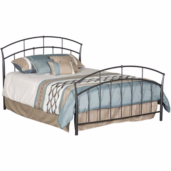 Picture of Raymond Metal Queen Bed