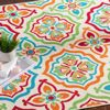 Picture of Lotta-Snow Multi Creel 5x7 Rug
