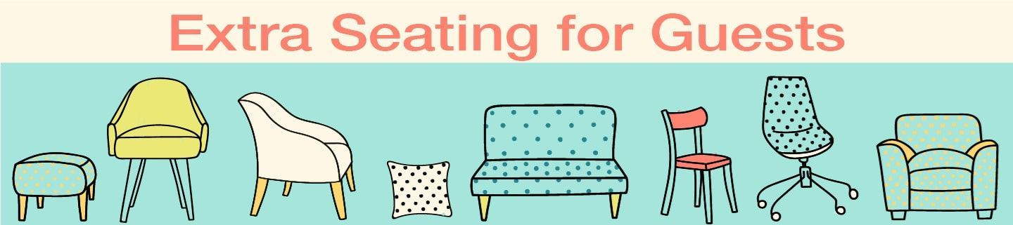 Extra Seating for Guests