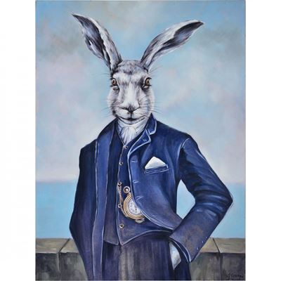 Picture of Professional Rabbit Wall Decor
