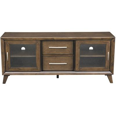 """Picture of Mid Modern 64"""" TV Console"""