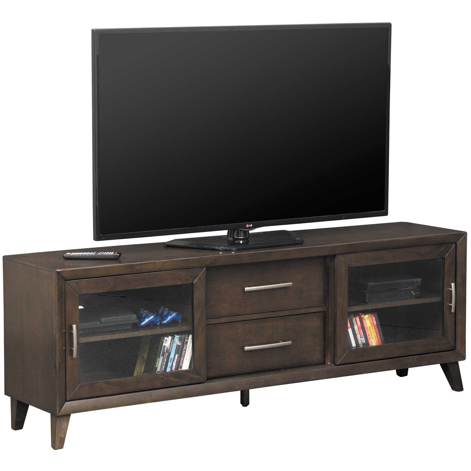 """Picture of Mid Modern 74"""" TV Console"""