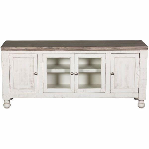 Picture of Stone Wall TV Stand