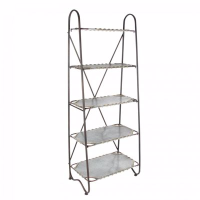 Picture of Metal Shelves Floor Stand