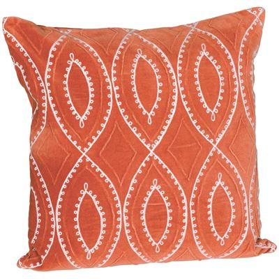 Picture of Clay Loops 20X20 Decorative Pillow