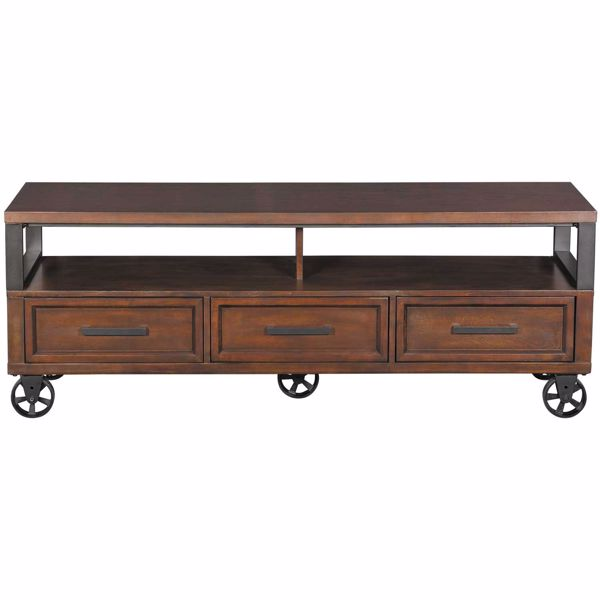 Picture of Urban Rustic TV Console