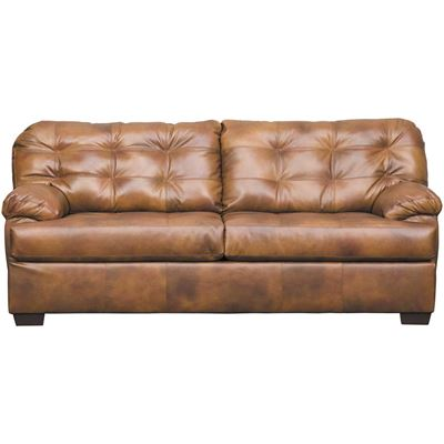 Picture of Dunham Chaps Leather Sofa