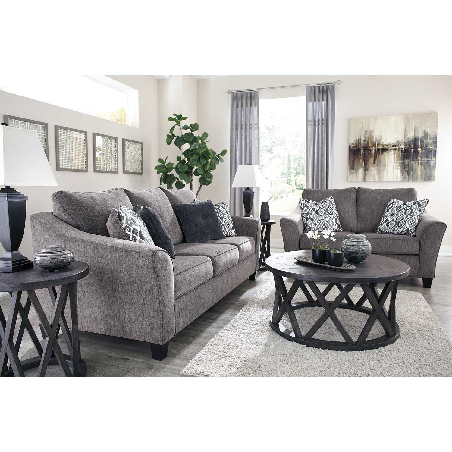Picture of Nemoli Slate Chair and a Half