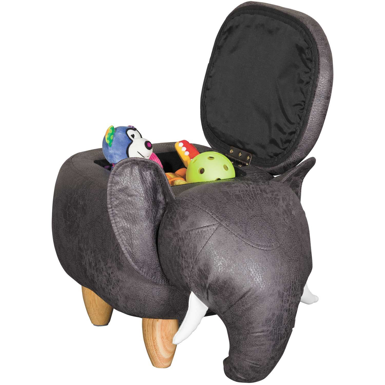 Picture of Elephant Storage Ottoman