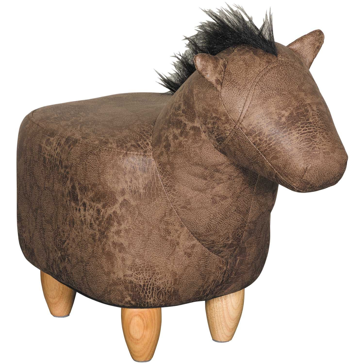 Picture of Horse Ottoman