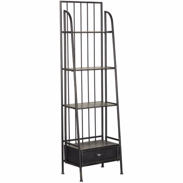 Picture of Metal Shelf Rack
