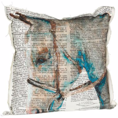 Picture of Giddy Up 20X20 Decorative Pillow