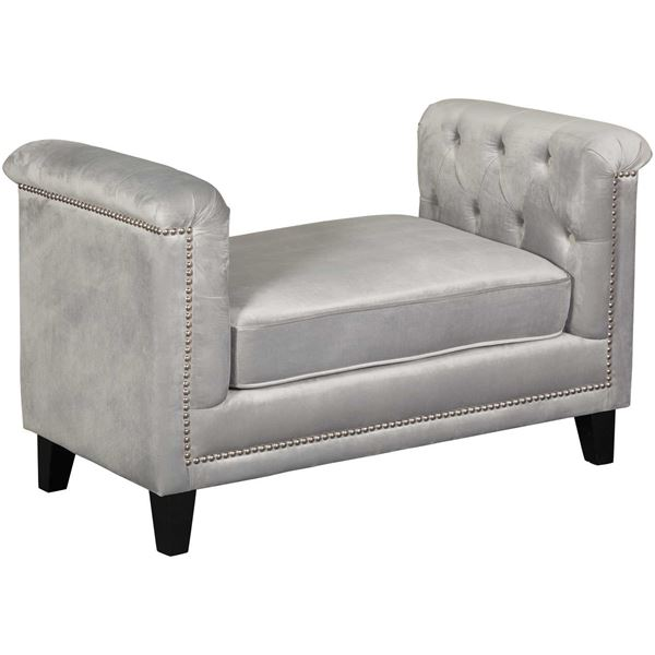 Picture of Marilyn Tufted Settee Bench