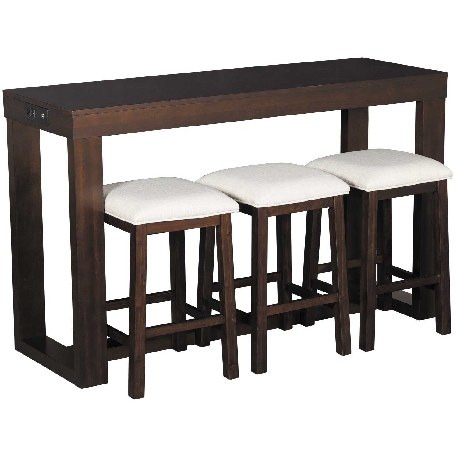 Picture of Hardy Bar Table With Stools