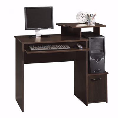 Picture of Beginnings Cherry Computer Desk