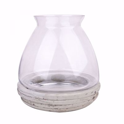 Picture of Clear Glass Jar