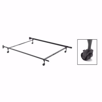 Picture of Full size bed frame - bedframe