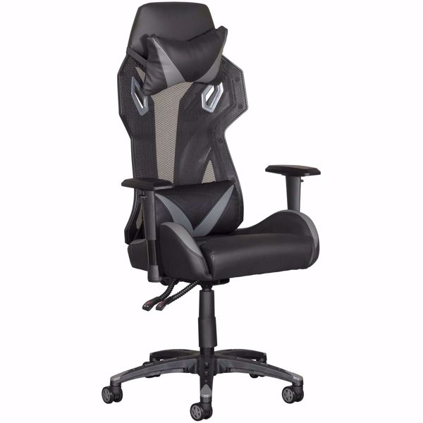 Picture of Revolution Grey Gaming Chair