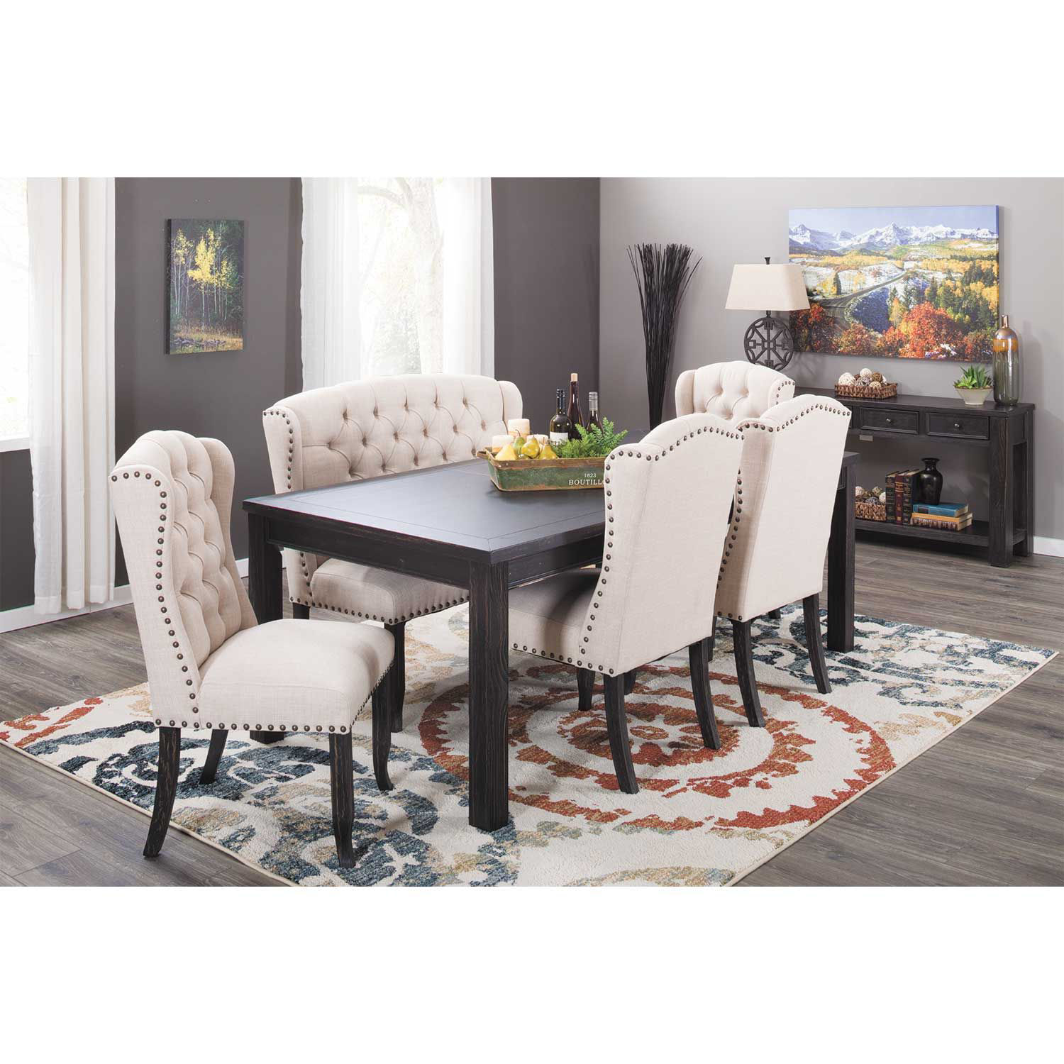Picture of Ivie Large Dining Table