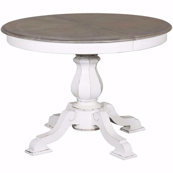 Picture of Magnolia Pedestal Round Top Table