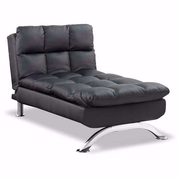 Picture of Mayfill Converta Chaise in Black