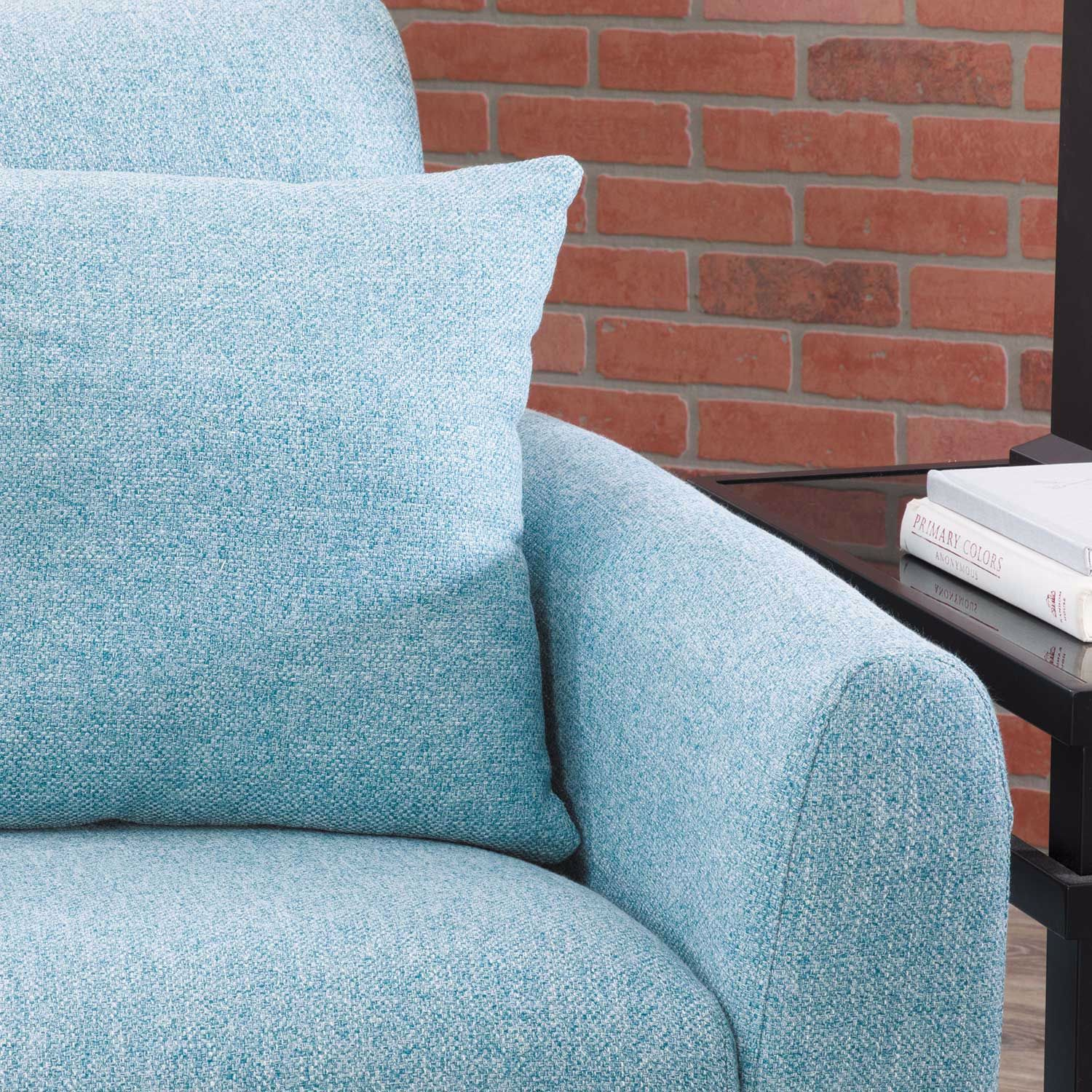 Picture of Mia Blue Loveseat