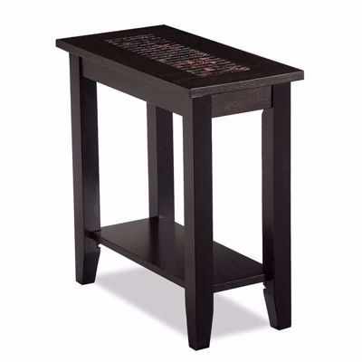 Picture of Mosaic-Top Chairside Table