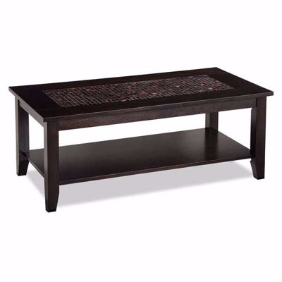 Picture of Mosaic-Top Cocktail Table