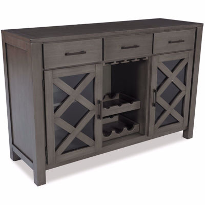 Picture of Omaha Grey Sideboard