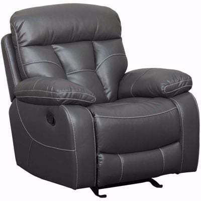 Picture of Peoria Gray Power Recliner