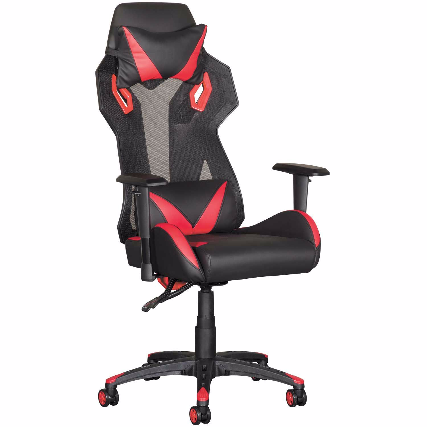 Miraculous Revolution Red Gaming Chair Dailytribune Chair Design For Home Dailytribuneorg