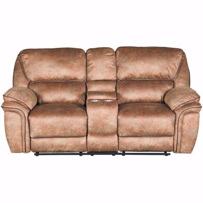 Picture of Sedona Reclining Console Loveseat