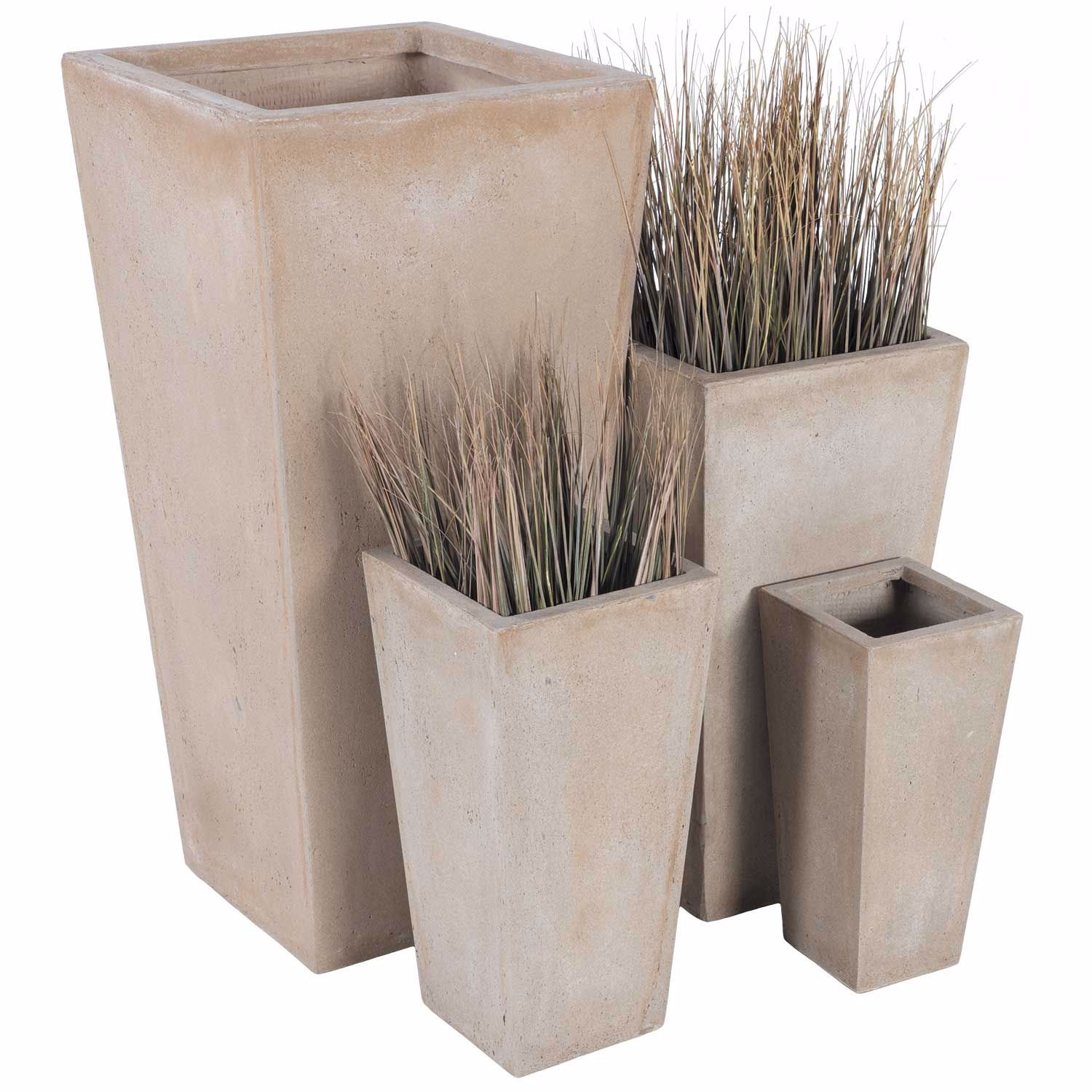 Picture of Set 4 Outdoor/Indoor Pots