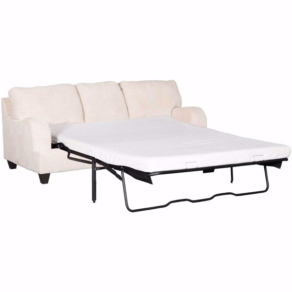 Picture of Sophia Stone Queen Sleeper with Memory Foam Mattress