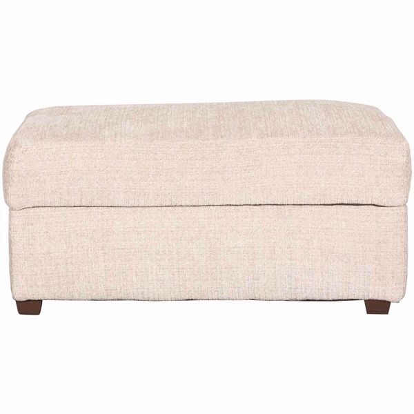 Picture of Sophie Marble Storage Ottoman