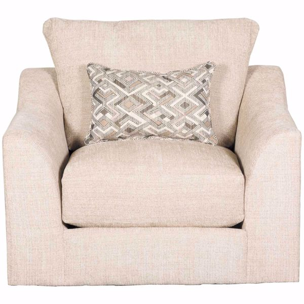 Picture of Sophie Marble Swivel Chair
