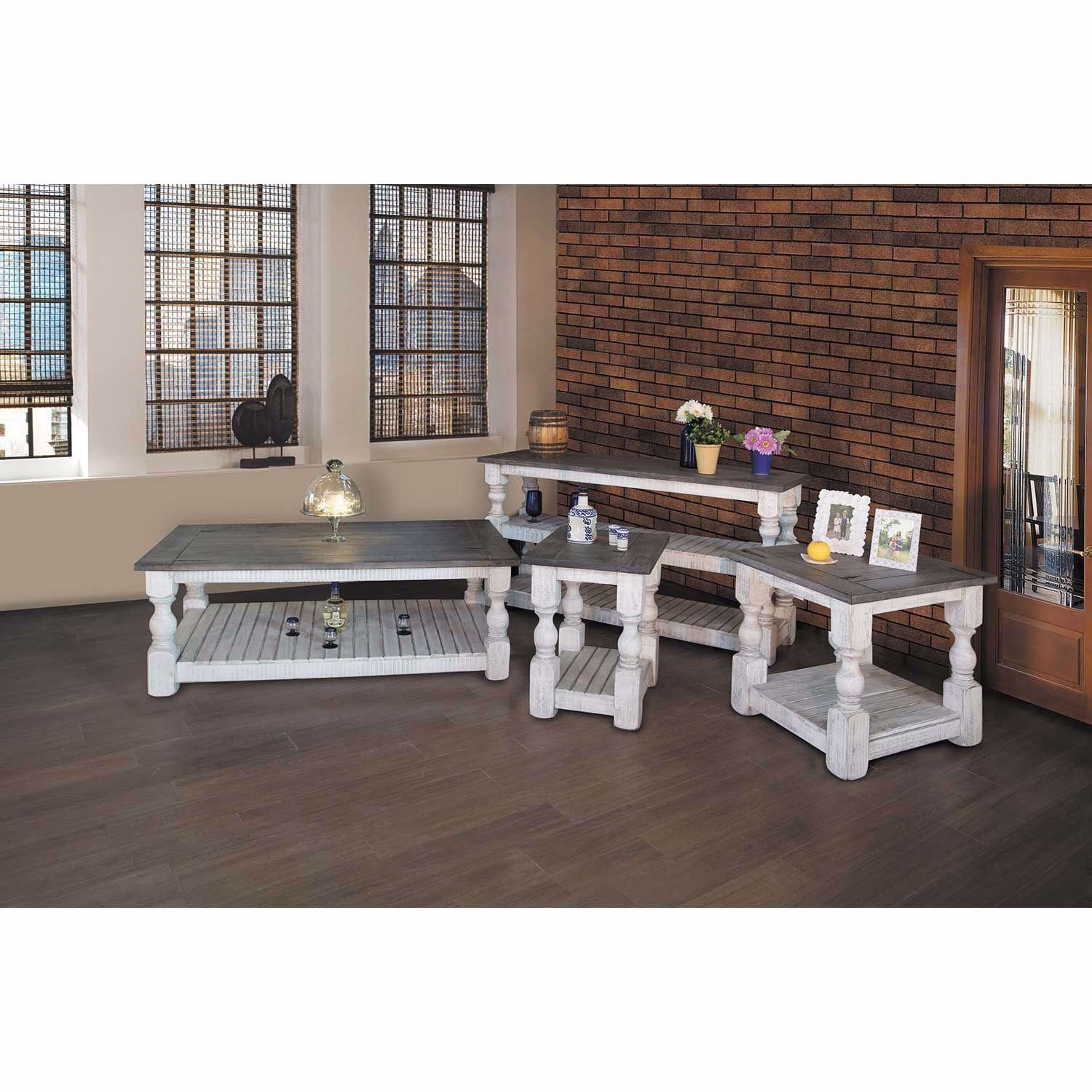 Picture of Stone Sofa Table