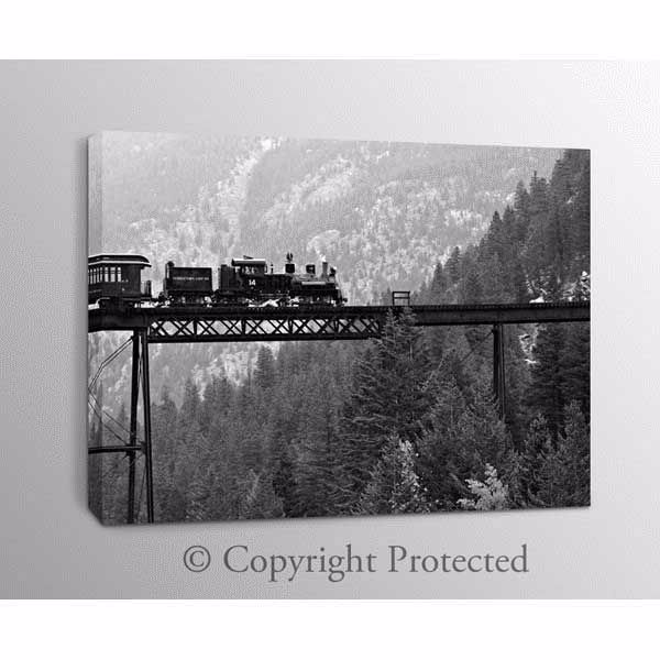 Picture of The Georgetown Loop 24x16 *D