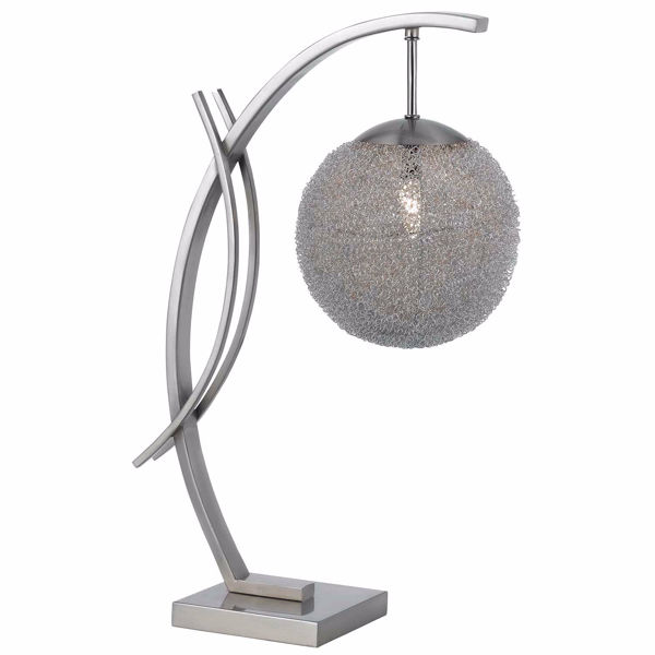 Picture of Wire Iron Cont Lamp
