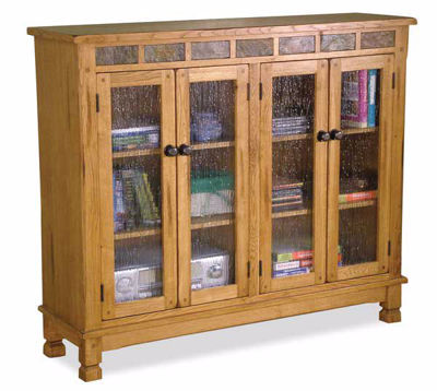 Picture of Sedona Bookcase with Doors