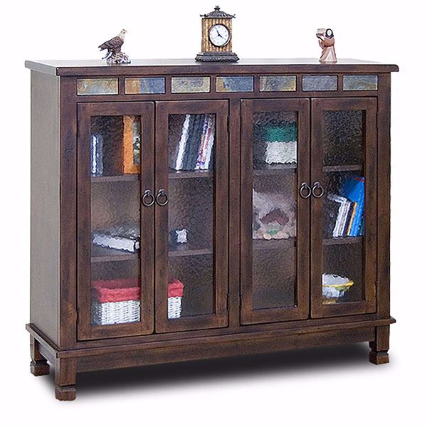 Picture of Santa Fe Media/Display Bookcase