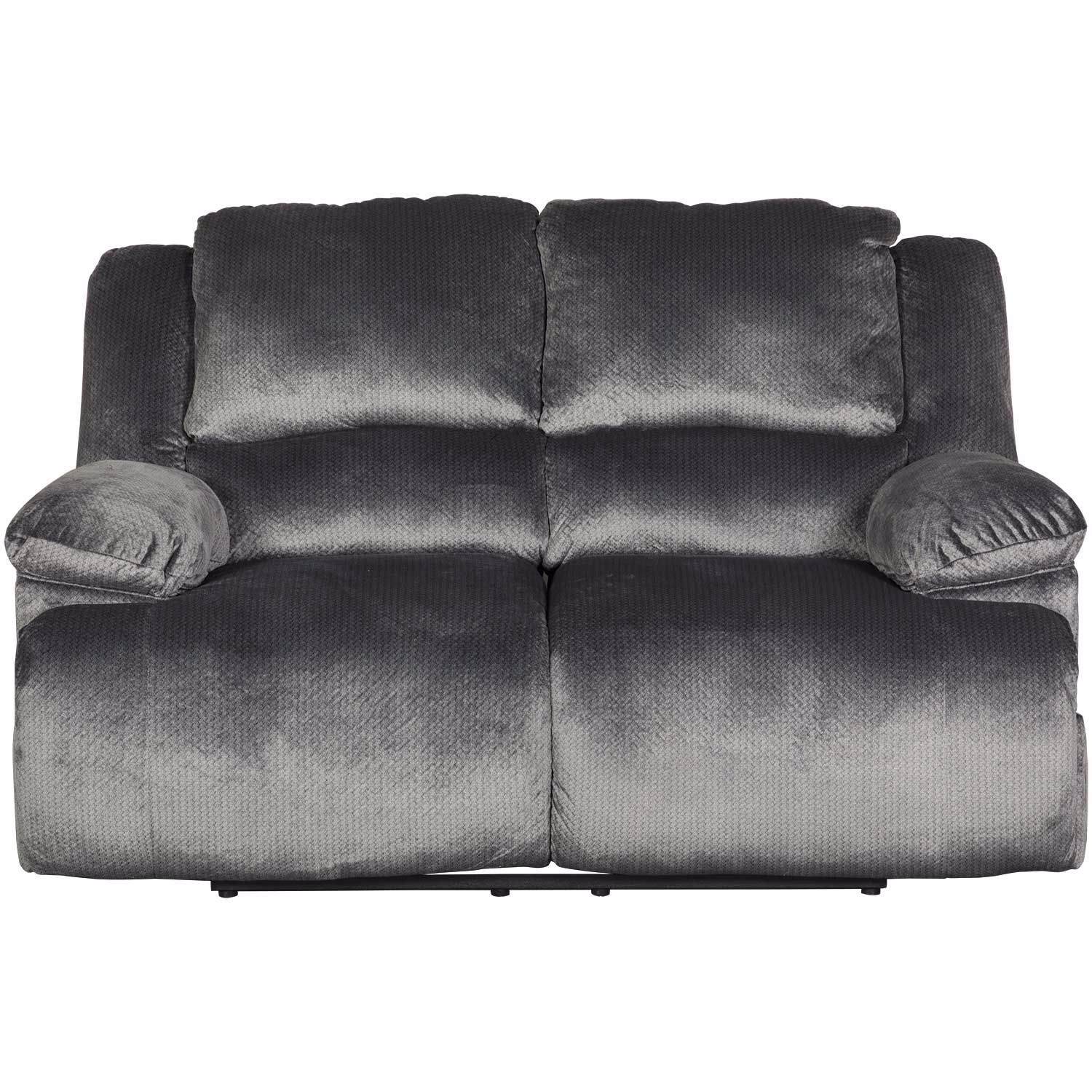 Astounding Charcoal Power Reclining Loveseat Gmtry Best Dining Table And Chair Ideas Images Gmtryco