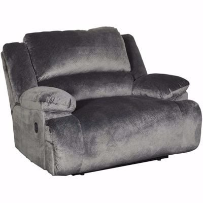 Picture of Clonmel Charcoal Recliner