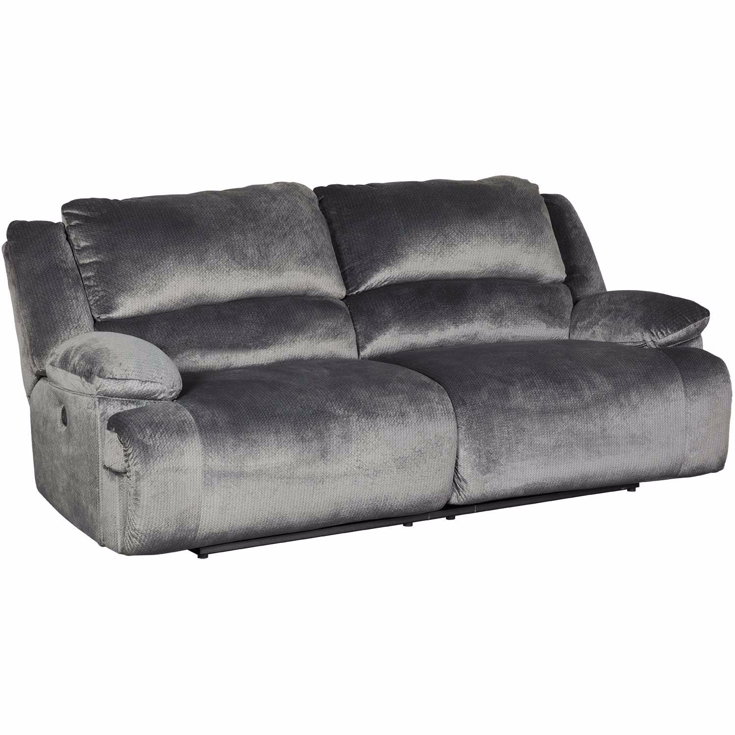 Picture of Charcoal Reclining Sofa