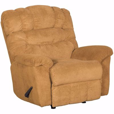 Picture of Norfolk Brown Rocker Recliner