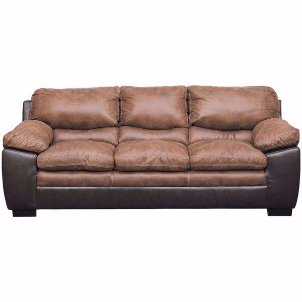 Picture of Bingo 2Tone Brown Sofa