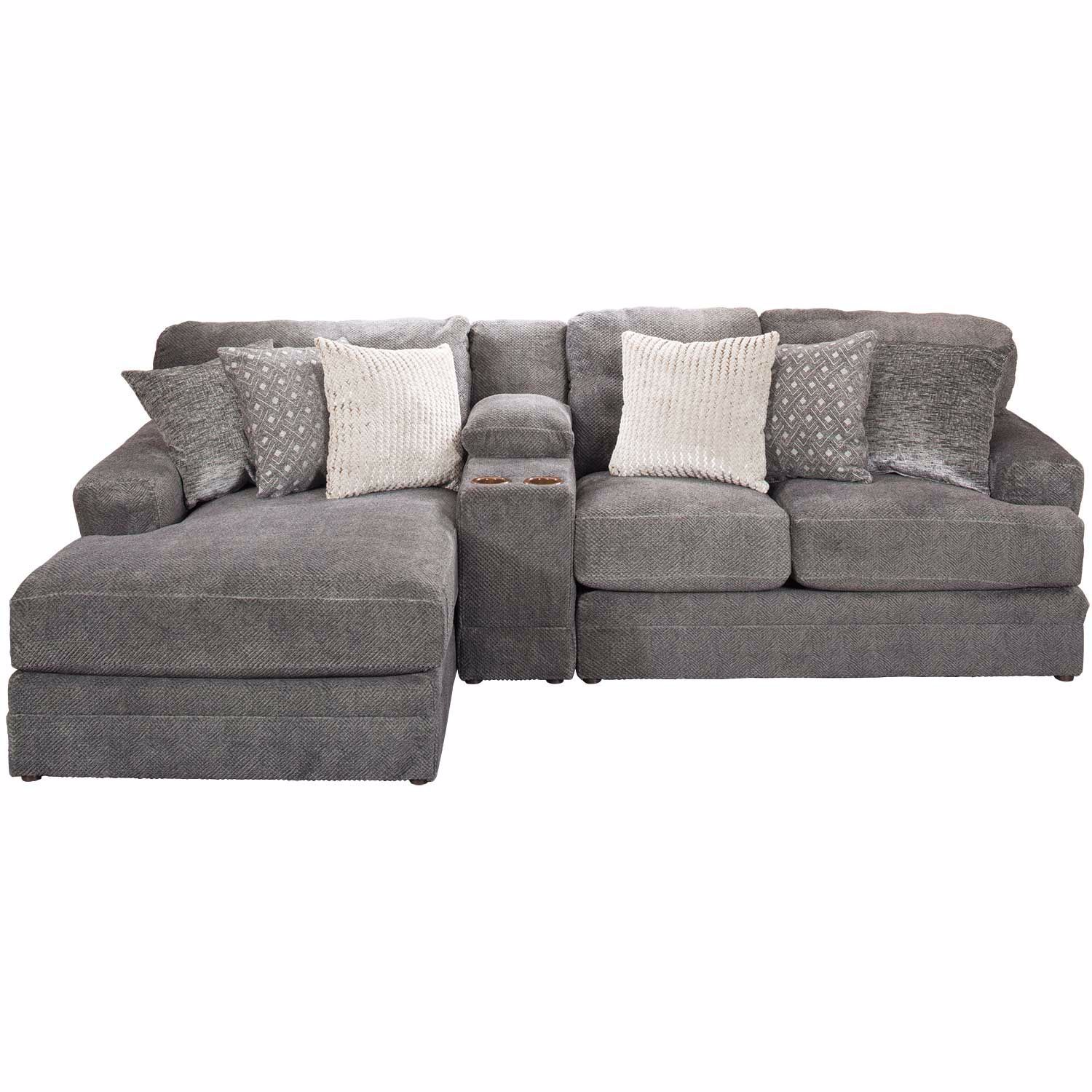 Picture of Mammoth 3 Piece Sectional with LAF Chaise and RAF Loveseat