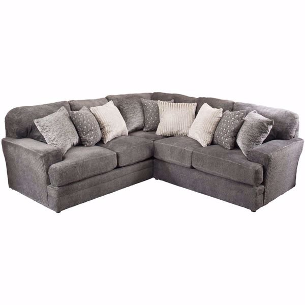 Picture of Mammoth 2 Piece Sectional with LAF Loveseat