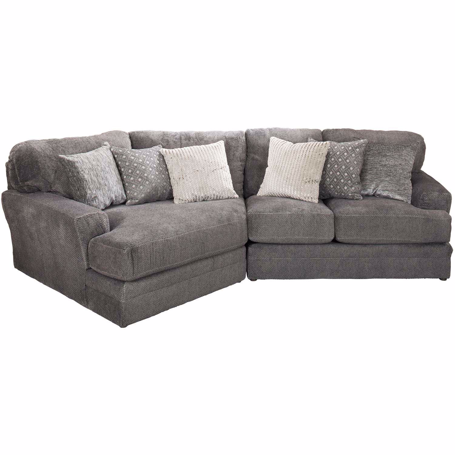 Mammoth 2 Piece Sectional with LAF Wedge | 4376-92-42 | Jackson ...