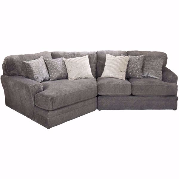 Picture of Mammoth 2 Piece Sectional with LAF Wedge